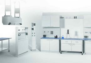 Лабораторная мебель и оборудование