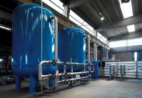 Услуги для очистных сооружений и систем водоподготовки